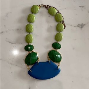 David Aubrey fashion necklace